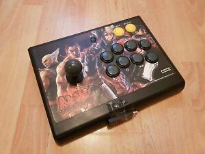 Tekken 6 Hori Arcade Stick PS3 Playstation 3 PC Fighting Controller Wireless USB