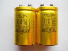 2 x 15000uF @ 25/30Vcc SIC-SAFCO FELSIC CO 18