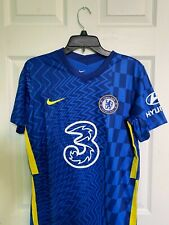 Soccer Jersey - Chelsea - Home - 2021 - Blue - Large