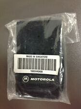 Motorola Minitor 3 Minitor Iii Nylon Cover, Original Motorola Part, 15622440A09