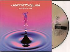 JAMIROQUAI - stillness in time CD SINGLE 2TR CARDSLEEVE 1995 RARE!!