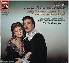 Donizetti: Lucia Di Lammermoor / Rad, Gruberova, Kraus, Bruson - LP Emi