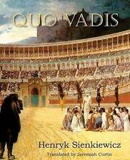 NEW Quo Vadis by Henryk Sienkiewicz