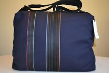 Paul Smith PS MAHARAM A Righe Borsa Volo Nuovo