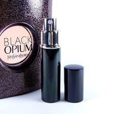 Yves Saint Laurent Black Opium Eau de Toilette 6ml Atomizer Spray YSL EDT 0.20oz