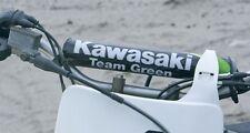 CUSCINETTO PARACOLPI PER BARRA MANUBRIO KAWASAKI Team Green handlebar pad 30cm