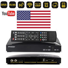 Openbox V8S Digital Satellite Receivers Free To Air  Full HD 1080P PVR Bliss Key