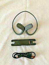 Sony Walkman NW-WS413 Black 4GB Sports Wearable MP3 NWWS413 W /cradle (READ) 1
