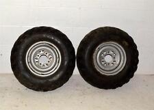 1998 Arctic Cat ATV 300 4x4 Front Left Right Wheels Tire Hub Rim Set