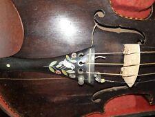 Antike Geige  mit Intarsien Stainer 1630