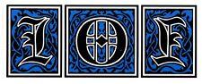 CLICHE x 101 patrimonio SKATEBOARD Sticker-Logo 101-Pattinaggio Skate Board sk8