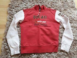 Genuine Ducati Hoodie. Size Med