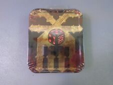 Games Workshop Limited Edition Sealed Khorne End Times Dice Tin
