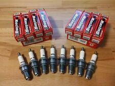8x Range Rover 4.6i GEMS y1994-1998 = High Performance Silver LGS Spark Plugs