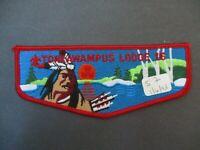 Boy Scout OA 16 Tonkawampus flap 1633EE