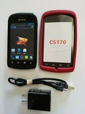 Kyocera Hydro C5170 Boost Mobile Waterproof Smartphone Small Touch Cellphone