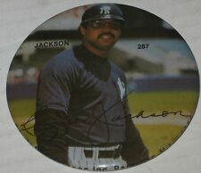 "1981 Reggie Jackson Souvenir Photo Pin 3"" NY Yankees #287"