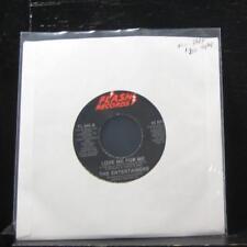 """The Entertainers - Love Me For Me 7"""" Mint-  FL545 Vinyl 45 RARE Hip Hop 1987"""