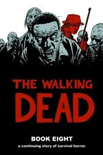 THE WALKING DEAD BOOK 8 HC VF/NM IMAGE