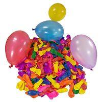 250 Water Balloons Bombs Kids Summer Party Fun Toys + Including Filler Garden