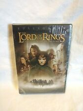 The Lord of the Rings:The Fellowship of the Ring & The Two Towers Fullscreen Nos