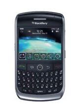 BLACKBERRY 8900 CURVE Desbloqueado Teléfono Móvil Bbm Messenger QWERTY