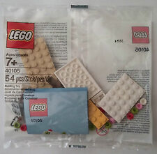 LEGO® 40105 Lebkuchenhaus Gingerbread Promo Polybag  Neu & OVP selten 6062059