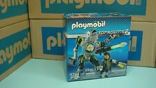 Playmobil 5289 Top Agents Mega Masters Robo Blaster Toy MIBNO  163