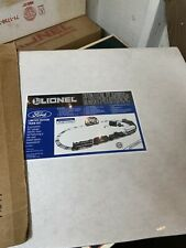 New LIONEL 6-11814 LIMITED EDITION FORD TRAIN SET 6-11814