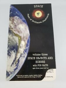 SPACE Flashcards Flash of Brilliance Cards Volume Three Fun Facts Planets NASA