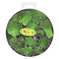 MAKIN'S CLAY & Sugarcraft Cutter Set-Fiori & Foglie