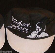 1984 Michael Jackson Thriller Painters Hat