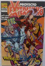 Comic Proyecto Exterminio,forum, Stan Lee,Numero 4,Marvel comics