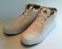 ADIDAS Dev Sample White Sneakers Athletic Shoes Men's Size US 9 - Minimal Wear