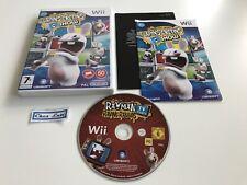 The Lapins Crétins Show - Nintendo Wii - PAL FR - Avec Notice