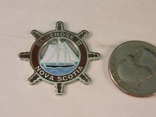 BLUENOSE II NOVA SCOTIA TRAVEL PIN