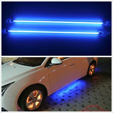4 X Car BLUE Undercar Underbody Neon Kit Lights CCFL Cold Cathode Long DIY