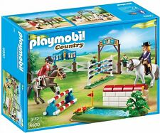 PLAYMOBIL 6930 Country Horse Show Building Playset