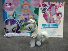 My Little Pony NEW* Roger Silvermane *Blind Bag Mini Friendship Is Magic Wave 20