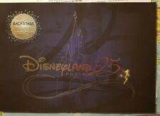 Backstage Disney 25e Anniversaire