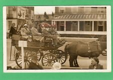 More details for weymouth  coach & horses to wishing well upwey rp pc  1933 chambers ab623