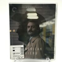 The American Friend (Blu-ray Disc, 2016, Criterion Collection) - First Printing