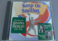 Keep on Smiling Songs by Irving Berlin 1915-1918 CD RARE