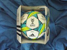 Adidas Finale Munich Official Match Ball. New in Box.