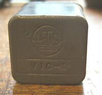 VINTAGE UTC VIC-1 transformer