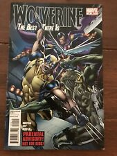 Wolverine: The Best There Is #9 (2011) Marvel Comics