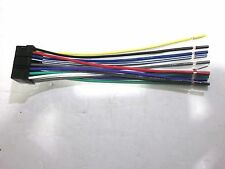 s l225 sony car audio & video wire harnesses ebay sony cdx gt650ui wiring harness at bakdesigns.co