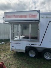 8' x 16' Food Concession Trailer for Sale in Louisiana!