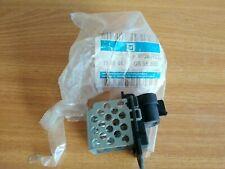 Resistor Radiator Fan for Opel Vauxhall Astra G Zafira A 90589723 Genuine