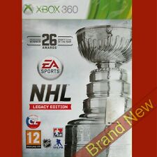 NHL Legacy Edition Xbox 360 ~PAL~ Game in English! Brand New & Sealed!
